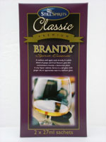 Brandy  –  Makes 2.25lt