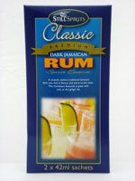 Dark Jamaican Rum  –  Makes 2.25lt