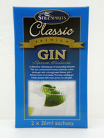Gin  –  Makes 2.25lt