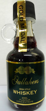 Gallahers Irish Style Whisky  –  Makes 2.25lt