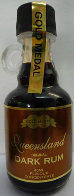Queensland Original Dark Rum  –  Makes 2.25lt