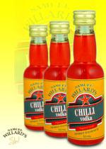 Gold Star Chilli Vodka  –  Makes 2.25lt