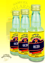 Gold Star Ouzo  –  Makes 2.25lt