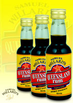 Gold Star Qld's Rum  –  Makes 2.25lt