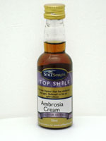 Ambrosia Cream  –  Makes 1.125lt