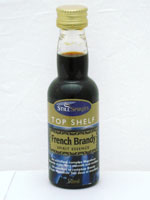 French Brandy  –  Makes 2.25lt