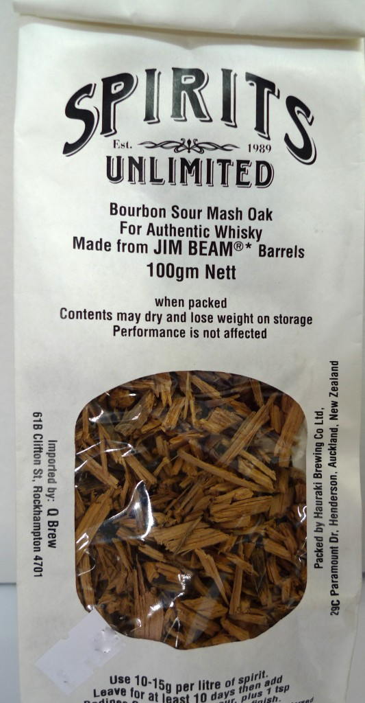 Spirits Unlimited Jim Beam Sour Mash Oak