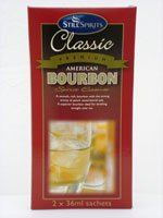 American Bourbon  –  Makes 2.25lt