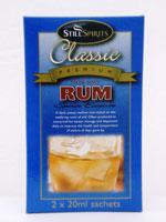 Navy Dark Rum  –  Makes 2.25lt