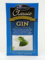 Gin  –  Makes 2.25lt