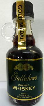 Gallahers Irish Style Whisky  –  Makes 2.25lt