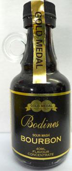 Bodines Sour Mash Bourbon  –  Makes 2.25lt