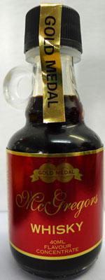 McGregors Whisky  –  Makes 2.25lt
