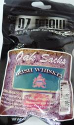 Irish Whisky Chips  –  Makes 2.25 lt