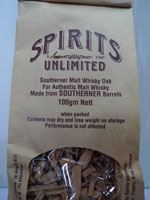 Spirits Unlimited Southerner Malt Whisky Oak