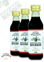 Premium Essence Kentucky Style Bourbon  –  Makes 2.25lt