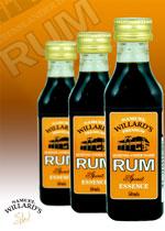 Premium Essence Queenslander Dark Rum  –  Makes 2.25lt