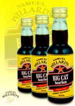 Gold Star Big Cat Bourbon  –  Makes 2.25lt