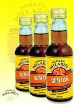 Gold Star Rum Oak  –  Makes 2.25lt