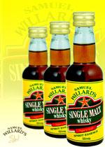 Gold Star Single Malt Whisky  –  Makes 2.25lt