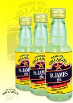 Gold Star St. James Gin  –  Makes 2.25lt