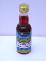 Hot Cinnamon Schnapps  –  Makes 1.125lt