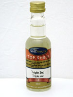 Triple Sec  –  Makes 1.125lt