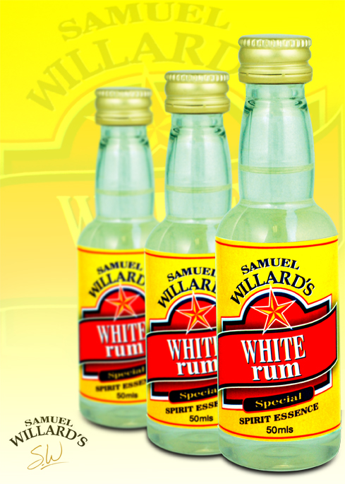 Gold Star White Rum – Makes 2.25lt