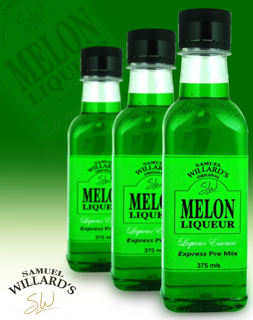 Pre Mixed Liqueur Melon  –  Makes 1.125lt