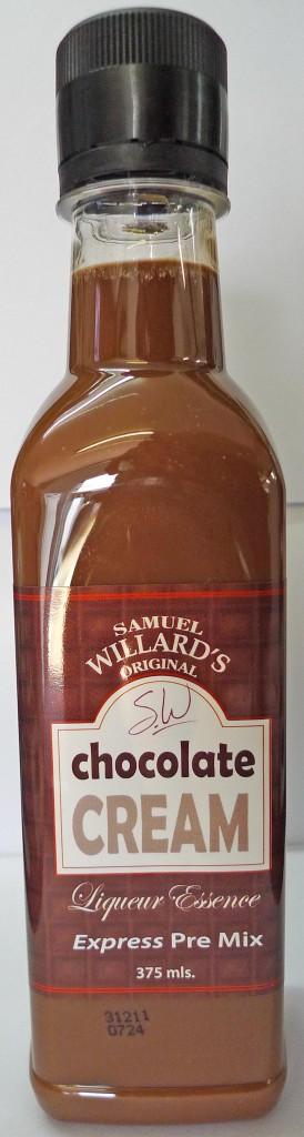 Pre Mixed Liqueur Choloate Cream  Makes 1.125 lt